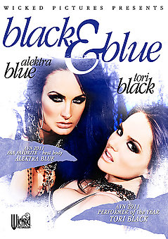 Black and Blue DVD