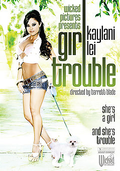 Girl Trouble DVD