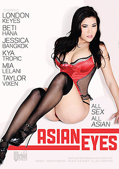 Asian Eyes DVD