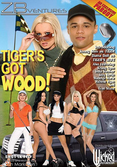 Tiger's Got Wood DVD