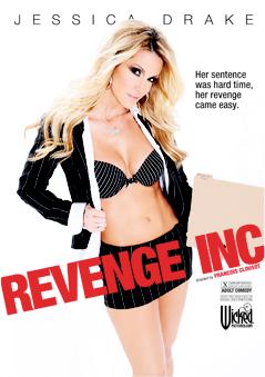 Revenge Inc DVD