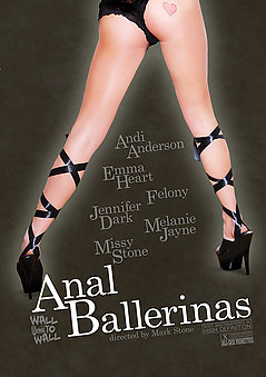 Anal Ballerinas DVD