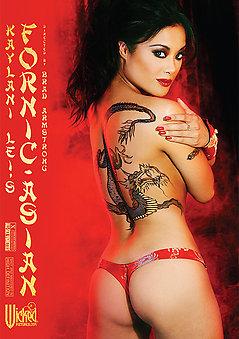 Kaylani Lei's Fornic Asian DVD