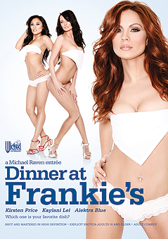 Dinner At Frankie's DVD