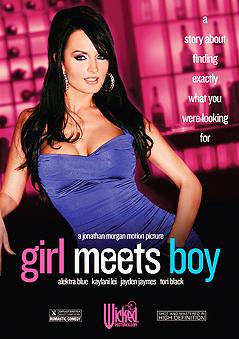 Girl Meets Boy DVD