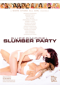 Super Model Slumber Party DVD