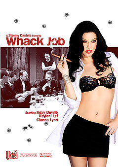Whack Job DVD