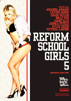 Reform School Girls #5 DVD