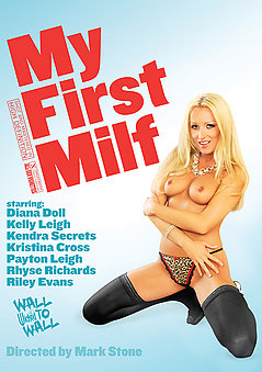My First Milf DVD