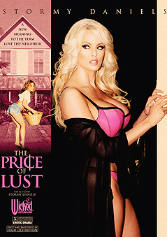 The Price of Lust DVD