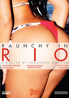 Raunchy in Rio DVD