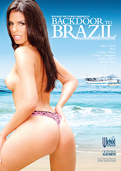 Backdoor to Brazil DVD