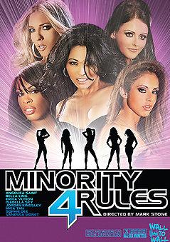Minority Rules #4 DVD