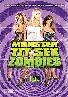 Monster Tit Sex Zombies DVD