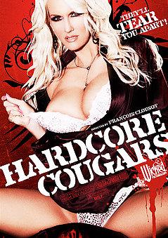 Hardcore Cougars DVD