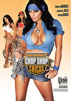 Chop Shop Chicas DVD