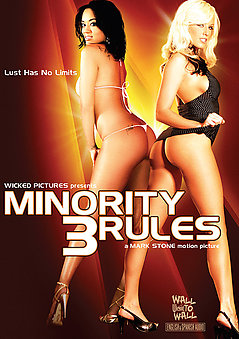 Minority Rules #3 DVD