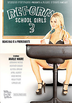 Reform School Girls #3 DVD