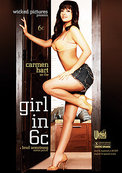 Girl in 6C DVD