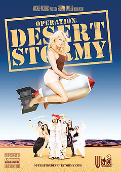 Operation Desert Stormy DVD