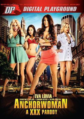 Anchorwoman: A XXX Parody DVD
