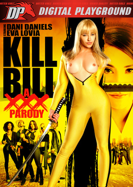 Kill Bill: a XXX Parody DVD
