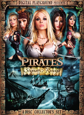 Pirates II DVD