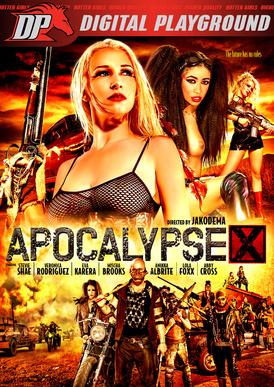 Apocalypse X DVD