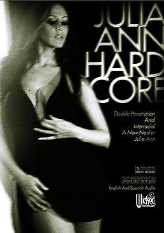 Julian Ann Hardcore DVD