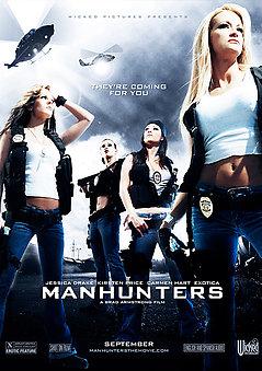 Manhunters DVD
