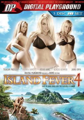 Island Fever #4 DVD