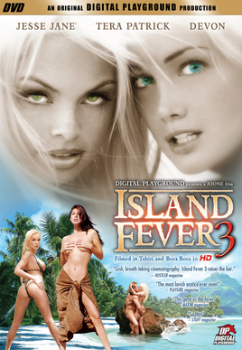 Island Fever #3 DVD