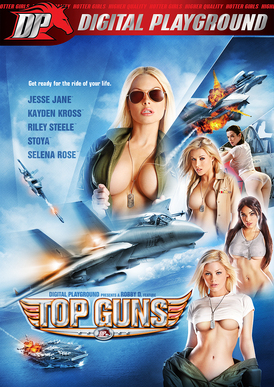 Top Guns DVD
