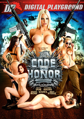 Code of Honor DVD