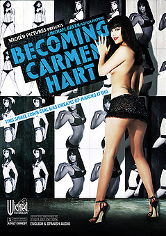Becoming Carmen Hart DVD