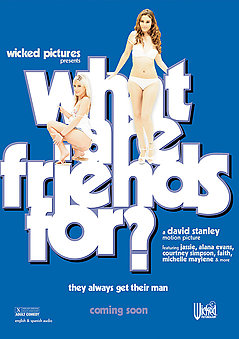 What Are Friends For ? DVD