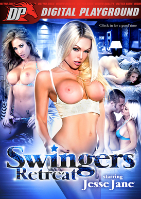 Swingers Retreat DVD