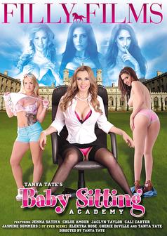 Babysitting Academy DVD