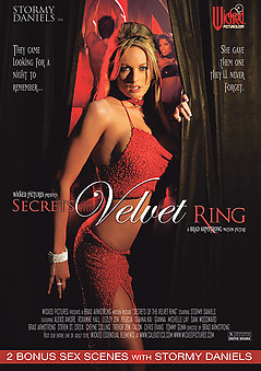 Secrets og the Velvet Ring DVD