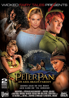 Peter Pan XXX: An Axel Braun Parody DVD