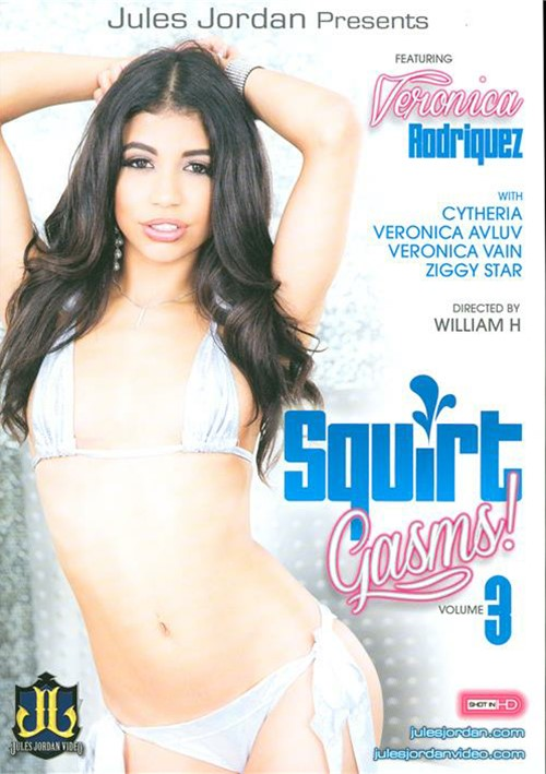 Squirt Gasms! #3 DVD