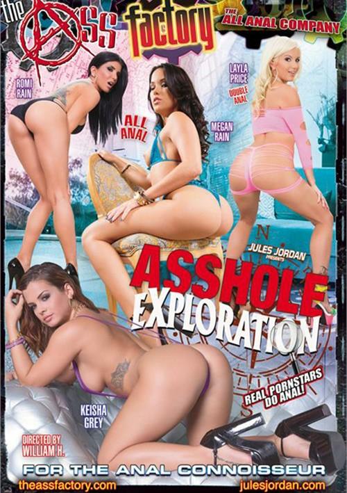 Asshole Exploration DVD