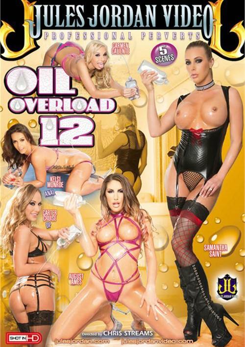 Oil Overload #12 DVD