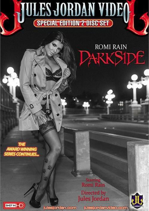 Romi Rain: Darkside DVD