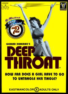 Deepthroat DVD