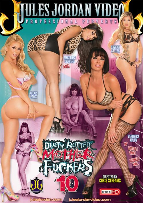 Dirty Rotten Mother Fuckers #10 DVD