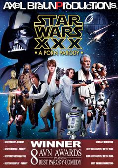 Star Wars XXX: A Porn Parody DVD