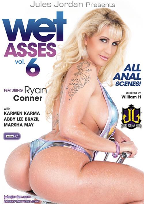 Wet Asses #6 DVD