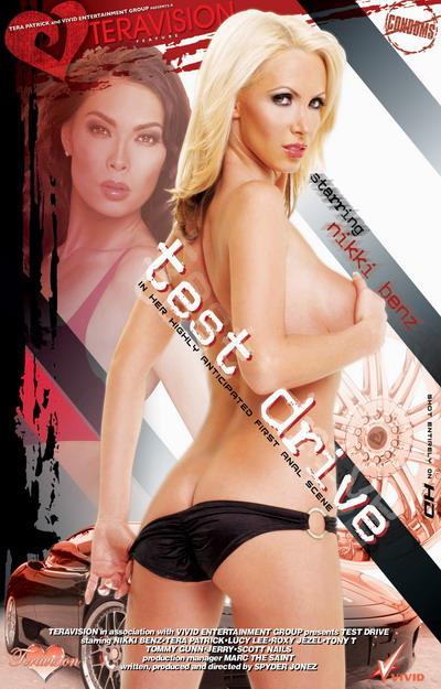 Test Drive DVD