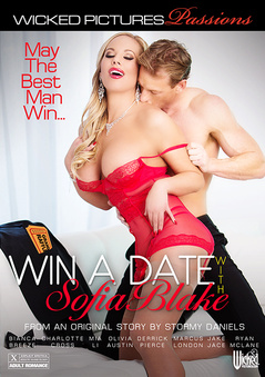 Win A Date With Sofia Blake DVD